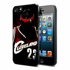 Lebron James Cleveland Cavs iPhone 4 4s 5 5s 5c 6 6 Plus case Free Shipping