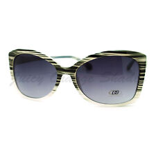 Butterfly Frame Sunglasses Womens Oversized DG Eyewear Shades