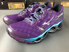 Mizuno Wave Prophecy 2 Womens Running Shoes Purples 8KN-31704 Size US 6.5-9.5