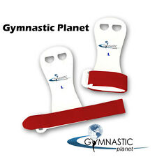 Gymnastic Hand Guards / Grips different sizes S, M, L, XL. BEST PRICE ON eBAY