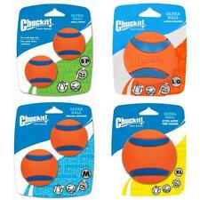 Chuckit Ultra Ball Strong Tough Rubber Dog Puppy Tennis Ball Small Medium Large