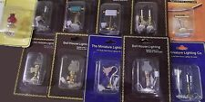 DOLLS HOUSE LIGHTING 1:12 SCALE TABLE LAMPS (1)