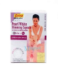 PEARL WHITE SLIMMING EXPRESS SLIM CAPSULE EXTRA FROM JAPAN DIET WEIGHTLOSS PILLS