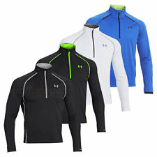 2014 Under Armour Golf Mens ColdGear InfraRed Elements Storm Half Zip Jacket.