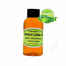 Wheat Germ OIL  Unrefined 100% Pure Cold pressed ORGANIC, Choose 2oz - 1 Gallon