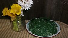NELLIES ACRES FOUR LEAF CLOVER..SCENTED IN MOONSPICE..TARTS.. WAX  EMBEDS..