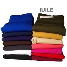 IUILE Womens Warm Fleece Thick Skinny Stretch Footless Leggings Pants new