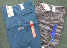 NEW! UnionBay Men's Cargo Shorts in Mulitple Colors and Sizes $39.