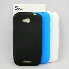 For Lenovo A706 TPU Soft Phone Case + Spro Screen Protector