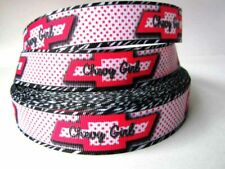 Chevy inspired grosgrain ribbon key chains hair bows dog collars