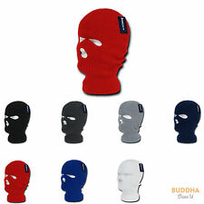 1 Dozen Tactical Army Military Face Mask Masks 3 Hole Balaclava Beanie Wholesale