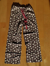 BODEN Women's Cosy Brushed Cotton Pull Ons PJ's UK Size 6 8 10 12 Warm Flannel