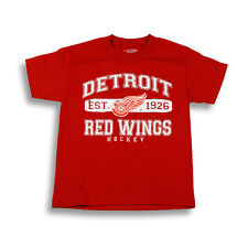 Detroit Red Wings YOUTH Cleric T-Shirt