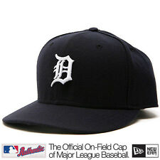 Detroit Tigers Authentic Home Performance 59FIFTY On-Field Cap