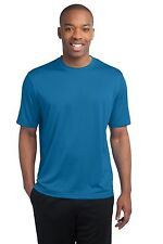 New Sport Tek Men's Heathered Big & Tall Dri-Fit T-Shirt Workout LT-4XLT TST360