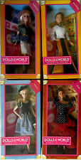 BARBIE COLLECTOR - DOLLS OF THE WORLD - France, Philippines, Australia, Spain