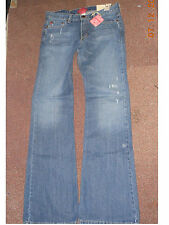 NWT $50 AEROPOSTALE LOWRISE FLARE DESTROYED JEANS