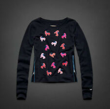 NEW Hollister By Abercrombie Womens Sweatshirt