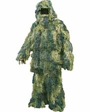 Costume Ghillie Adultes militaire armée chasse TIR airsoft paintball ghilly camo
