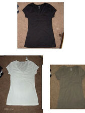 NWT OLD NAVY  V NECK LAYERING HENLEY  3 color choices