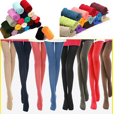 Sexy Fashion Ladies No Sheer Velvet Winter Thick Pantyhose Colorful Stockings