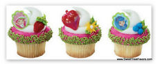 STRAWBERRY SHORTCAKE CupCake Cake Topper 12 18 24 Favors Decoration Birthday FR