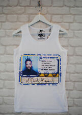 Brooklyn Zoo ODB Card Wu Tang Clan Retro Hip Hop Singlet Vest Top