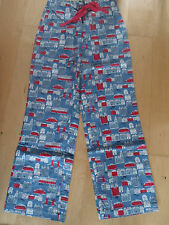 BODEN Womens Cosy Brushed Pull Ons PJ's UK Size 6 8 10 12 14 16 18 20 LMT WHIMSY