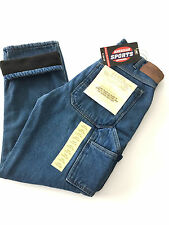 Mens Fleece Lined Jeans-NWT available sizes (32-40)