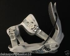Attacchi snowboard FLOW - MUSE - white - 2012-13