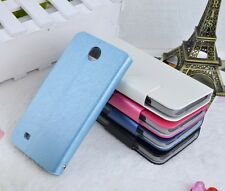 High Quality PU Leather Stand  Card Bag Cover Case Skin For HTC Desire 300 301E