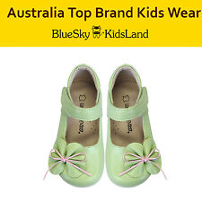 NEW Girls Leather Shoes Kids Formal Shoes Mary Jane Party Shoes sz 3-10 for1-4yr