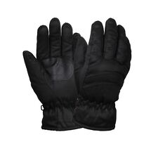 Mens Winter Gloves - Insulated Hunting Gloves, Black by Rothco