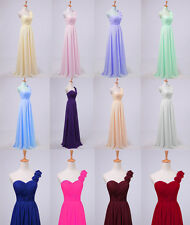 New Prom Dresses Wedding Bridesmaid Evening Party Formal Dress Gown In Stock