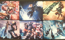 League of Legends LOL All Star Optical Mouse Pad