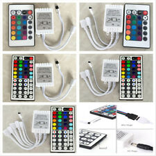 DC 12V 24/44 Keys IR Remote Controller For RGB LED 3528 5050 SMD Strip Lights#24