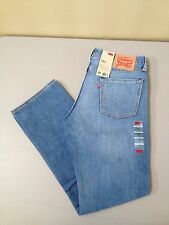 NWT - Men's Levi's 504 Regular Straight Fit Blue Jeans (29990-0028) - Contrail