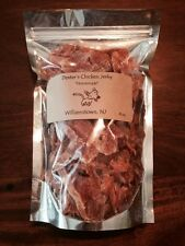Homemade All Natural USA Chicken Jerky Bites for Dogs/Cats/Pets! Best Price!