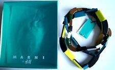 ★ MARNI ★KETTEN NECKLACE 1 or TRIPLE IN BoX limited for H&M COLLAR CHAIN at★NEW