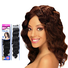 Zury 100% Human Hair Indian Remy Quattro Wet & Wavy Weaving Extension Euro Wave