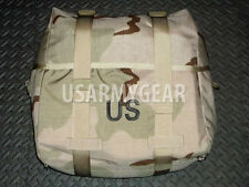 US Army Military Woodland Desert Camo Sleep System Carrier SSC Bag MOLLE MSS