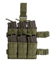 Voodoo Tactical M4/M16 Drop Leg Shingle Stacker Mag Pouch