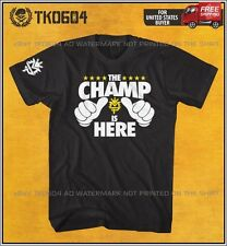 Manny Pacman Pacquiao Black T Shirt Champ Boxing P4P Filipino Pinoy Fighter S-2X