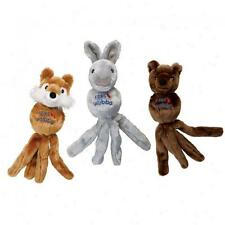 Kong Wubba Friends Plus Soft Interactive Puppy Dog Toy