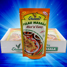 Shaheen Pilau Masala Paste, Can be use to make Pilau Rice Dishes, with Meat