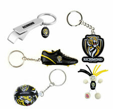 AFL Footy Richmond Tigers Keyring - Various