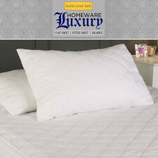 New Luxury Quilted Anti-Allergy Fitted Mattress Protector Cover