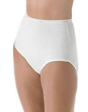 Hanes Women's No Ride Up 100% Cotton Brief 6-Pack - style PP40