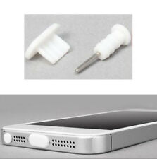how to clean out dust in phone charger