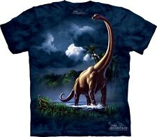 Brachiosaurus T-Shirt by The Mountain. Dinosaur Tees Sizes S-5XL NEW